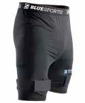 SUSPENZOR BLUE SPORT JOCK SHORT COMPRESSION SR