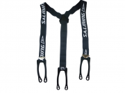 ŠLE KŠANDY SALMING SUSPENDERS  BLACK JR