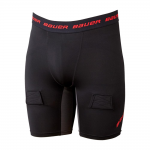 BAUER SUSPENZOR BAUER ESSENTIAL COMPRESSION JOCK SHORT SRt Sr